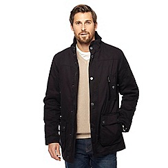 Maine New England - Black five pocket car coat