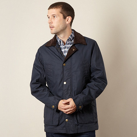 Maine New England - Navy four pocket jacket