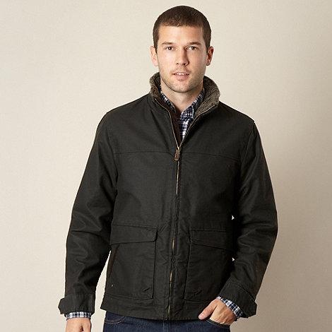 Maine New England - Chocolate coated moleskin jacket