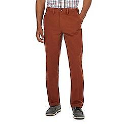 Maine New England - Orange chino trousers