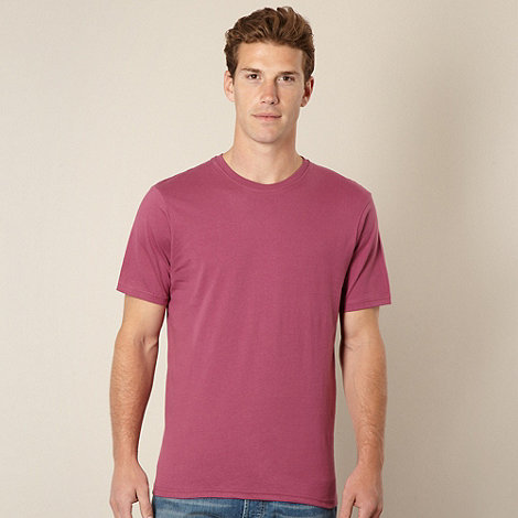 Maine New England - Rose essential crew neck t-shirt