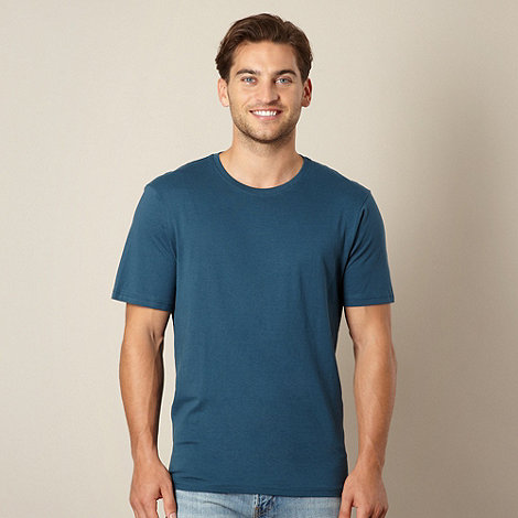 Maine New England - Dark green crew neck t-shirt