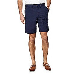 Maine New England - Navy chino shorts