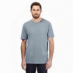 Maine New England - Big and tall blue crew neck t-shirt