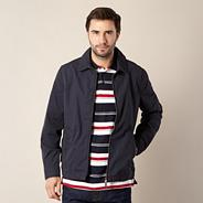Big and tall blue harrington jacket