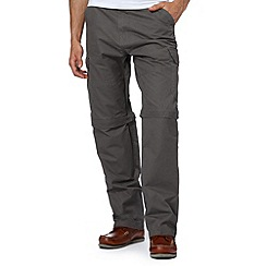 Maine New England - Grey zip off cargo trousers
