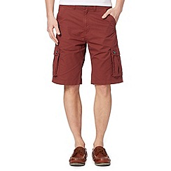 Maine New England - Big and tall red brick cargo short