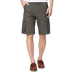 Maine New England - Big and tall khaki cargo short