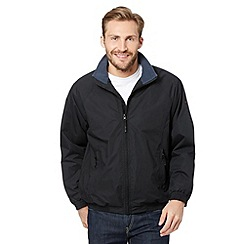 Maine New England - Black waterproof jacket