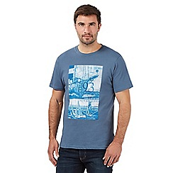 Maine New England - Blue 'Old North 93' t-shirt
