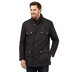 Maine New England - Black quilted jacket