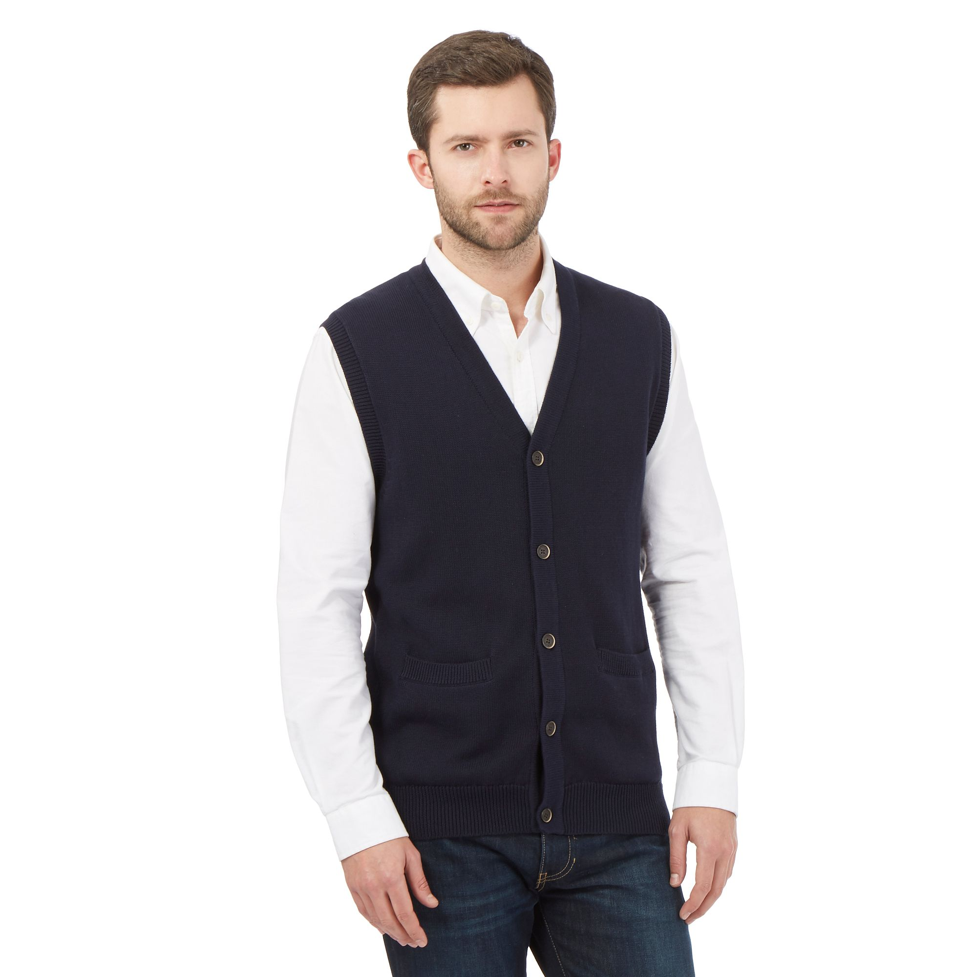 Find great deals on eBay for Mens Sleeveless Cardigan in Sweaters and Clothing for Men. Shop with confidence.