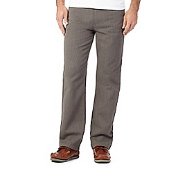 Maine New England - Big and tall grey trousers