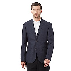 Maine New England - Navy fine striped blazer