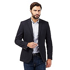 Maine New England - Big and tall navy bedford blazer