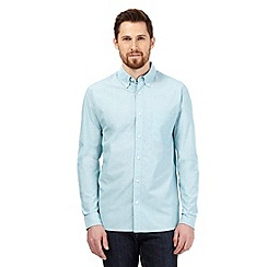 Maine New England - Green button down collar shirt