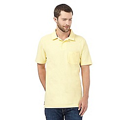 Maine New England - Yellow revere collar shirt