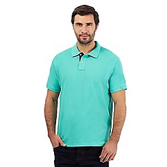 Maine New England - Big and tall light green polo shirt