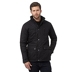 Maine New England - Navy shower resistant jacket