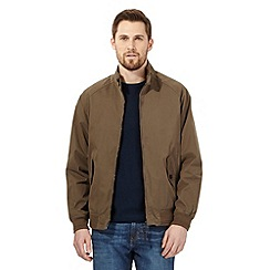 Maine New England - Big and tall khaki harrington jacket