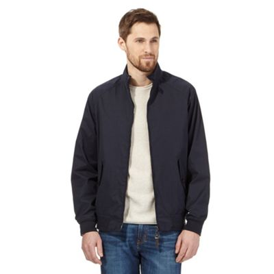 Maine New Engand Navy Harrington jacket