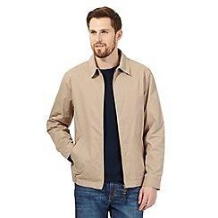 Maine New England - Taupe lightweight jacket