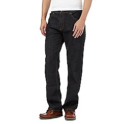 Maine New England - Black regular fit jeans