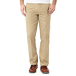 Maine New England - Beige slim fit chinos