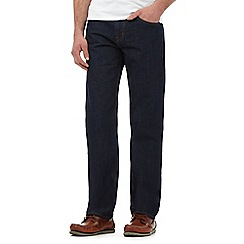 Maine New England - Dark blue straight leg jeans