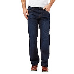 Maine New England - Big and tall blue dark wash jeans