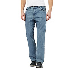 Maine New England - Light blue vintage wash jeans