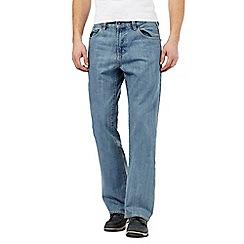 Maine New England - Light blue vintage wash jeans