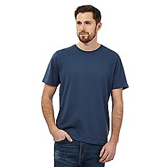 Maine New England - Dark blue crew neck t-shirt
