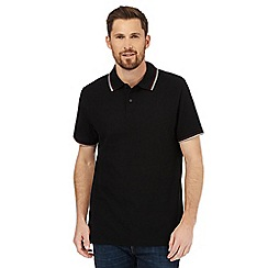Maine New England - Black tipped polo shirt