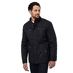 Maine New England - Navy pocket short jacket