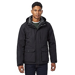 Maine New England - Black waterproof 3-in-1 coat