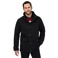 Maine New England - Black six pocket coat