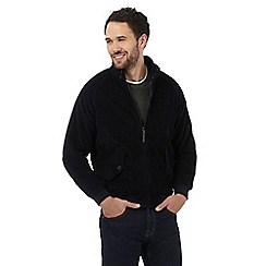 Maine New England - Navy cord Harrington jacketá
