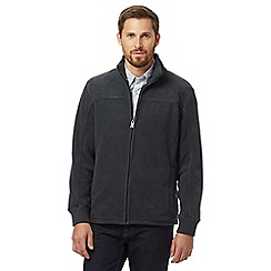 Maine New England - Navy zip through jacket