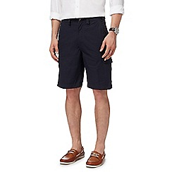 Maine New England - Navy cargo shorts