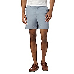 Maine New England - Big and tall light blue shorts