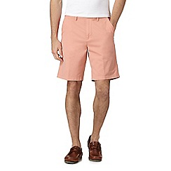 Maine New England - Light peach chino shorts