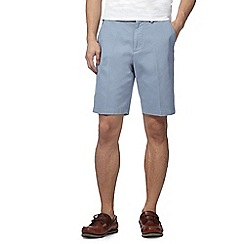 Maine New England - Big and tall pale blue chino shorts