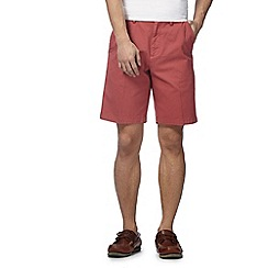 Maine New England - Big and tall pink chino shorts