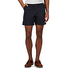 Maine New England - Navy chino shorts - shorter length