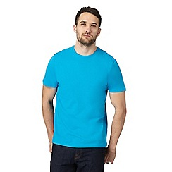 Maine New England - Turquoise crew neck t-shirt