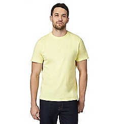 Maine New England - Yellow crew neck t-shirt