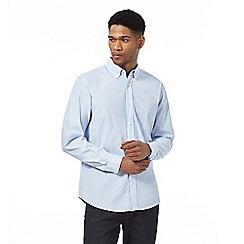 Maine New England - Blue hairline stripe shirt