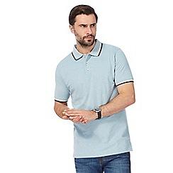 Maine New England - Light green polo shirt