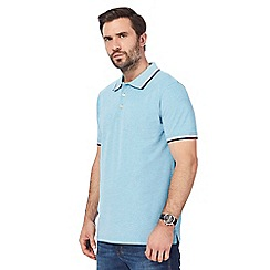 Maine New England - Blue polo shirt